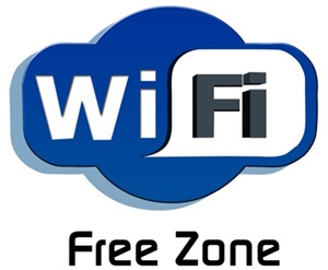 WiFi FREE ZONE IN CALVENZANO