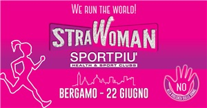 STRAWOMAN - WE RUN THE WORLD